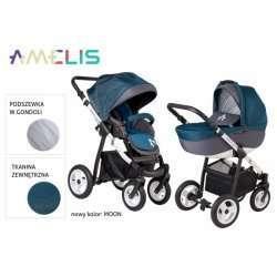 Moon - Детская коляска Amelis Pro 2 в 1
