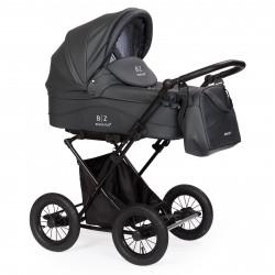 Graphite - Детская коляска BEBIZARO CLASSIC (люлька)