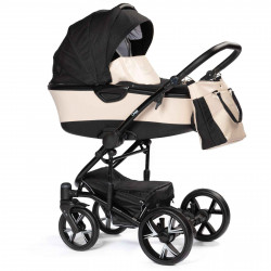 Cream - Детская коляска BEBIZARO CROSS 2 в 1