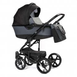Graphite - Детская коляска BEBIZARO CROSS 2 в 1
