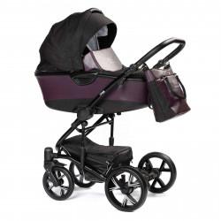 Plum - Детская коляска BEBIZARO CROSS 2 в 1