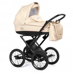 Cream - Детская коляска BEBIZARO  MERCED (люлька)