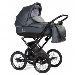 Graphite - Детская коляска BEBIZARO  MERCED (люлька)
