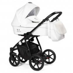 White - Детская коляска BEBIZARO REMY 2 в 1