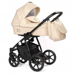 Cream - Детская коляска BEBIZARO REMY 2 в 1