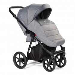 Gray - Детская коляска BEBIZARO SPORT прогулочная