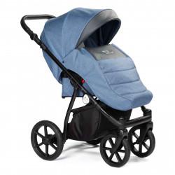 Blue - Детская коляска BEBIZARO SPORT прогулочная