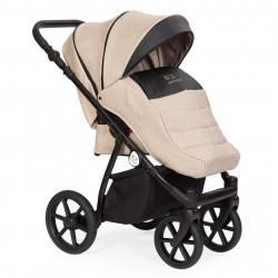 Beige - Детская коляска BEBIZARO SPORT прогулочная