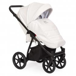 White - Детская коляска BEBIZARO SPORT прогулочная