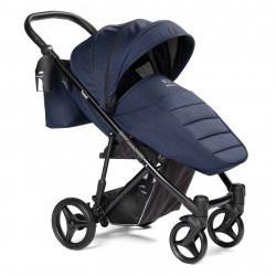 Blue - Детская коляска BEBIZARO TWEED прогулочная