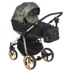 BR-500 - Детская коляска Adamex Barcelona SE 3 в 1