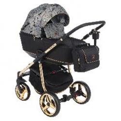 BR-502 - Детская коляска Adamex Barcelona SE 3 в 1