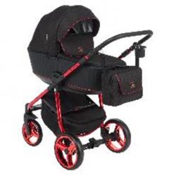 BR-600 - Детская коляска Adamex Barcelona SE 3 в 1