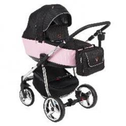 BR-611 - Детская коляска Adamex Barcelona SE 3 в 1