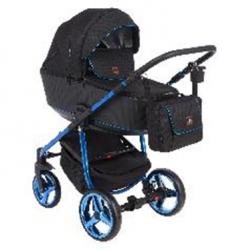 BR-620 - Детская коляска Adamex Barcelona SE 3 в 1