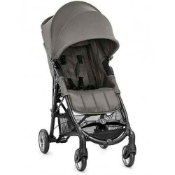 Steel/Gray - Детская коляска Baby Jogger City Mini Zip