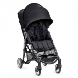 Black - Детская коляска Baby Jogger City Mini Zip