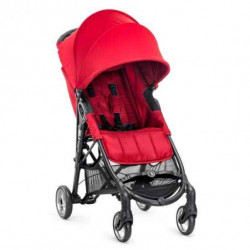 Red - Детская коляска Baby Jogger City Mini Zip