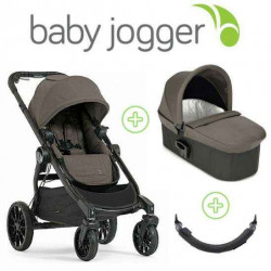 Taupe набор 2 - Детская коляска Baby Jogger City Select LUX 2 в 1
