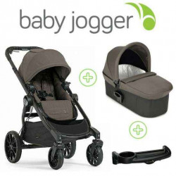 Taupe набор 1 - Детская коляска Baby Jogger City Select LUX 2 в 1
