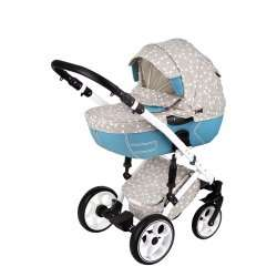 09 - Baby World Prometheus 2 в 1 ALU NEW