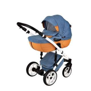 Baby World Prometheus 2 в 1 ALU NEW