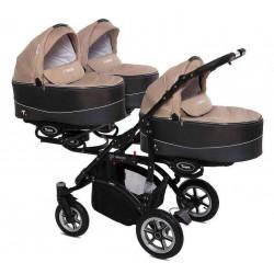 12 Beige - Детская коляска BabyActive Trippy (2 в 1)