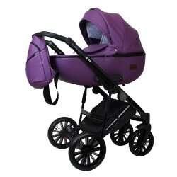 Purple - Детская коляска Bruca Olivia 3 в 1
