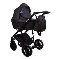 Brown - Детская коляска Bruca Onyx 3 в 1