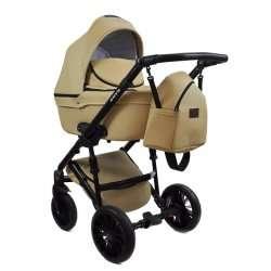 Cappuccino - Детская коляска Bruca Onyx 3 в 1