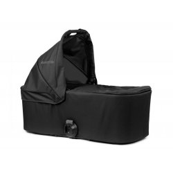 Silver Black. - Детская коляска Bumbleride Indie Twin Carrycot (2 в 1)
