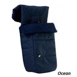 Ocean - Bumbleride Конверт накидка на ножки Footmuff&Liner
