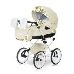 01 - Детская коляска Caretto MICHELLE LUX 2 в 1