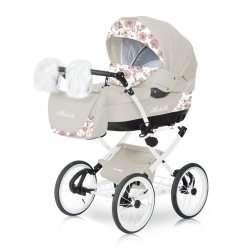 02 - Детская коляска Caretto MICHELLE LUX 2 в 1