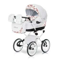 03 - Детская коляска Caretto MICHELLE LUX 2 в 1