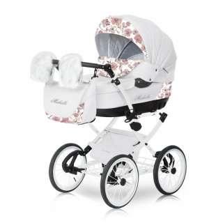 Детская коляска Caretto MICHELLE LUX 2 в 1