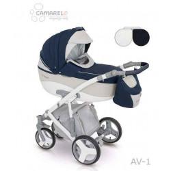 AV-1 - Детская коляска Camarelo Avenger 3 в 1