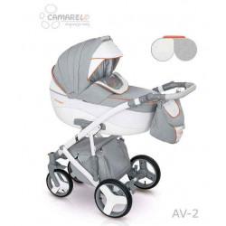 AV-2 - Детская коляска Camarelo Avenger 3 в 1