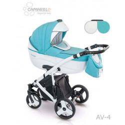 AV-4 - Детская коляска Camarelo Avenger 3 в 1
