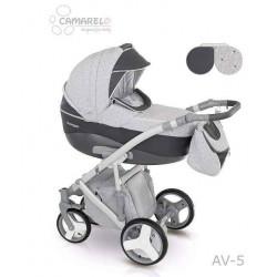 AV-5 - Детская коляска Camarelo Avenger 3 в 1