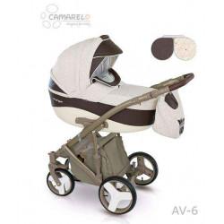 AV-6 - Детская коляска Camarelo Avenger 3 в 1