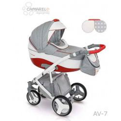 AV-7 - Детская коляска Camarelo Avenger 3 в 1