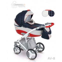 AV-8 - Детская коляска Camarelo Avenger 3 в 1