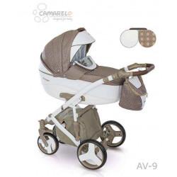 AV-9 - Детская коляска Camarelo Avenger 3 в 1