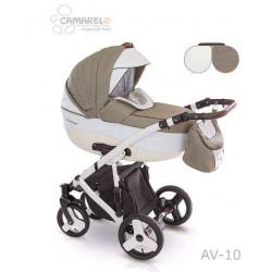 AV-10 - Детская коляска Camarelo Avenger 3 в 1