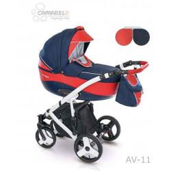 AV-11 - Детская коляска Camarelo Avenger 3 в 1