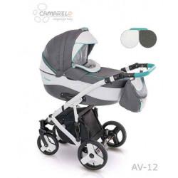 AV-12 - Детская коляска Camarelo Avenger 3 в 1