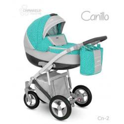 CN-2 - Детская коляска Camarelo Canillo 3 в 1