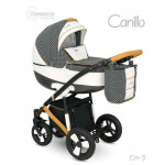Детская коляска Camarelo Canillo 3 в 1
