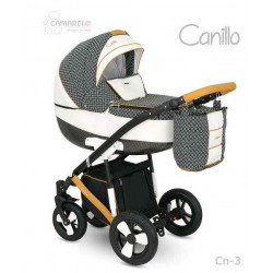 CN-3 - Детская коляска Camarelo Canillo 2 в 1